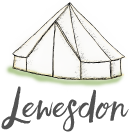 Old Bidlake Farm Bell Tent Camping - Lewesdon Bell Tent