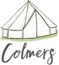 Old Bidlake Farm Bell Tent Camping - Colmers Bell Tent