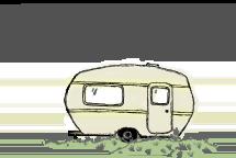Old Bidlake Farm Bell Tent Camping - The Chaffinch Caravan