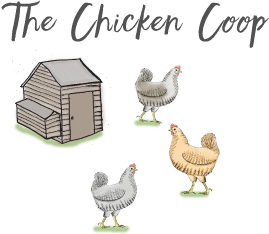 Old Bidlake Farm Bell Tent Camping - The Chicken Coop